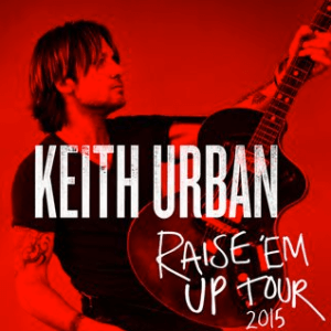 Keith Urban to preform live in Honolulu